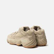Детские кроссовки adidas Originals YEEZY 500 Kids Stone/Stone/Stone фото- 2