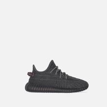 Детские кроссовки adidas Originals YEEZY Boost 350 V2 Kids Black/Black/Black фото- 0