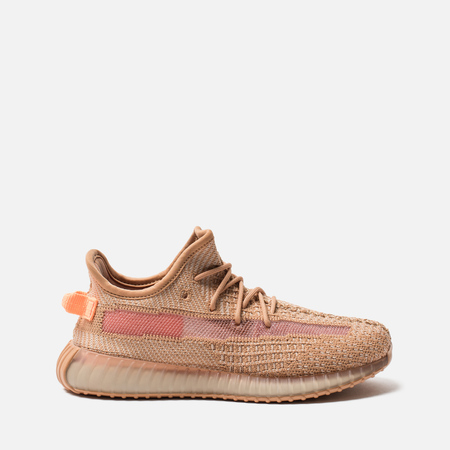 14685b70 Детские кроссовки adidas Originals Yeezy Boost 350 V2 Kids Clay/Clay/Clay