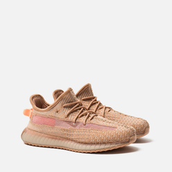 Детские кроссовки adidas Originals YEEZY Boost 350 V2 Kids Clay/Clay/Clay