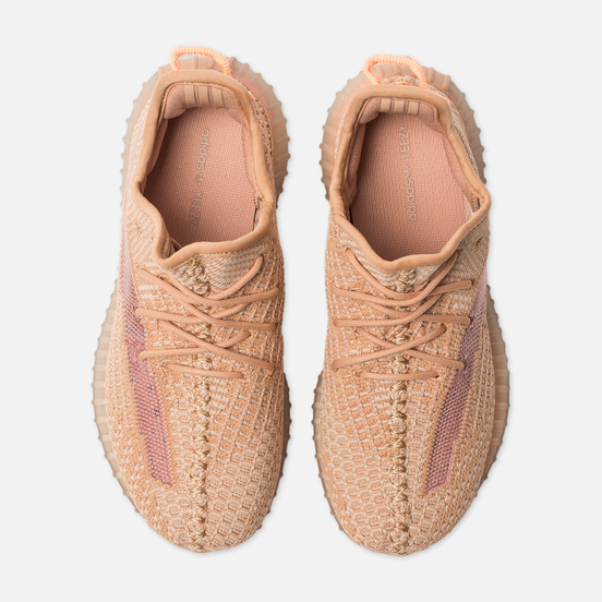 Детские кроссовки adidas Originals YEEZY Boost 350 V2 Kids Clay/Clay/Clay