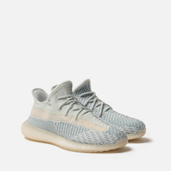 Детские кроссовки adidas Originals YEEZY Boost 350 V2 Kids Cloud White/Cloud White/Cloud White