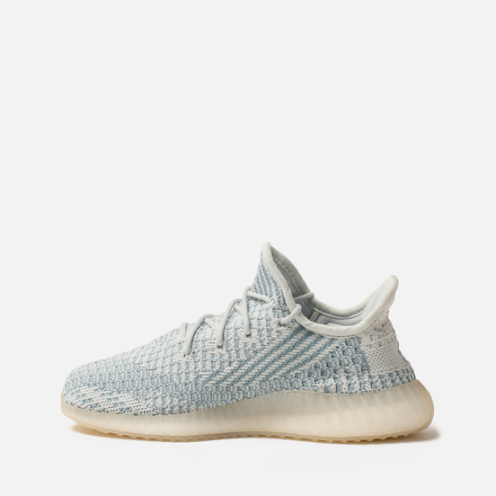 Детские кроссовки adidas Originals YEEZY Boost 350 V2 Kids Cloud White/Cloud White/Cloud White