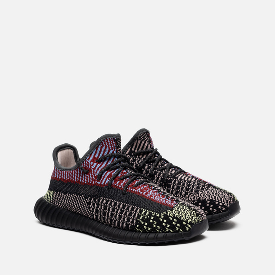 Детские кроссовки adidas Originals YEEZY Boost 350 V2 Kids Yecheil/Yecheil/Yecheil
