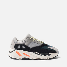Детские кроссовки adidas Originals YEEZY Boost 700 Kids Solid Grey/Chalk White/Core Black фото- 3