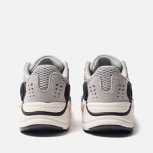 Детские кроссовки adidas Originals YEEZY Boost 700 Kids Solid Grey/Chalk White/Core Black фото- 2