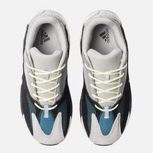 Детские кроссовки adidas Originals YEEZY Boost 700 Kids Solid Grey/Chalk White/Core Black фото- 1