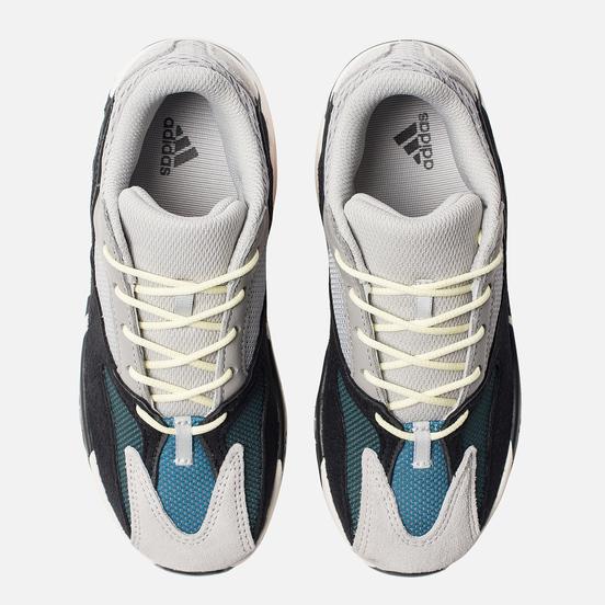 Детские кроссовки adidas Originals YEEZY Boost 700 Kids Solid Grey/Chalk White/Core Black