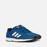 Детские кроссовки adidas Originals ZX Flux Blue/White/Core Black фото- 1