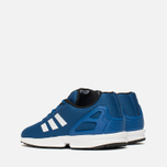 Детские кроссовки adidas Originals ZX Flux Blue/White/Core Black фото- 2