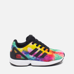 Детские кроссовки adidas Originals ZX Flux Core Black/Running White фото- 0
