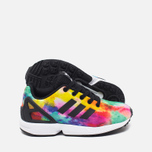 Детские кроссовки adidas Originals ZX Flux Core Black/Running White фото- 2