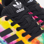 Детские кроссовки adidas Originals ZX Flux Core Black/Running White фото- 4