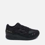 ASICS Gel-Lyte III PS Children's Sneakers Black/Black photo- 0