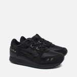 ASICS Gel-Lyte III PS Children's Sneakers Black/Black photo- 1