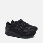 Детские кроссовки ASICS Gel-Lyte III PS Black/Black фото- 1