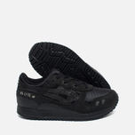 ASICS Gel-Lyte III PS Children's Sneakers Black/Black photo- 2
