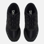 Детские кроссовки ASICS Gel-Lyte III PS Black/Black фото- 4