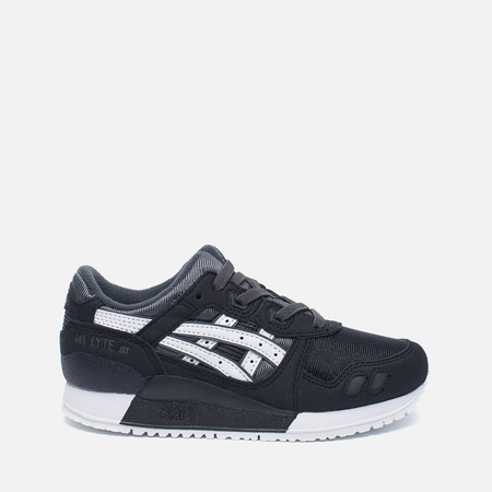 Детские кроссовки ASICS Gel-Lyte III PS Dark Grey/White