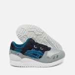 ASICS Gel-Lyte III PS Children's Sneakers Indian Ink/Seaport photo- 2