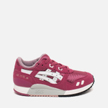 ASICS Gel-Lyte III PS Children's Sneakers Malaga/White photo- 0
