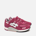 ASICS Gel-Lyte III PS Children's Sneakers Malaga/White photo- 1