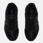 Детские кроссовки ASICS Gel-Lyte V PS Black/Dark Grey фото- 4