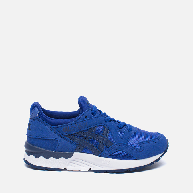 Детские кроссовки ASICS Gel-Lyte V PS Blue/Indigo Blue