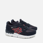Детские кроссовки ASICS Gel-Lyte V PS India Ink/Burgundy фото- 2