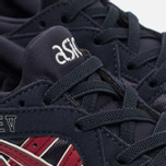 Детские кроссовки ASICS Gel-Lyte V PS India Ink/Burgundy фото- 3