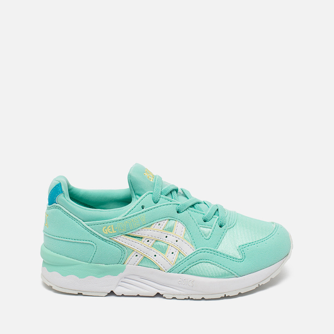 Детские кроссовки ASICS Gel-Lyte V PS Light Mint/White
