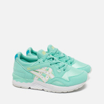Детские кроссовки ASICS Gel-Lyte V PS Light Mint/White фото- 2