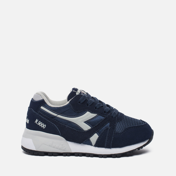 Детские кроссовки Diadora N.9000 JR Classic Navy/High Rise