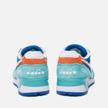Детские кроссовки Diadora N.9000 JR Princess Blue/Capri фото- 3