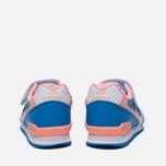 Детские кроссовки New Balance KV996ALY Light Blue фото- 3