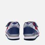 Детские кроссовки New Balance KV996OPY Red/Grey/Blue фото- 3