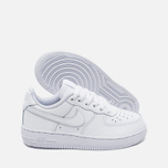 Детские кроссовки Nike Air Force 1 Low PS White фото- 2
