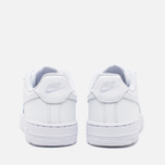 Детские кроссовки Nike Air Force 1 Low PS White фото- 3