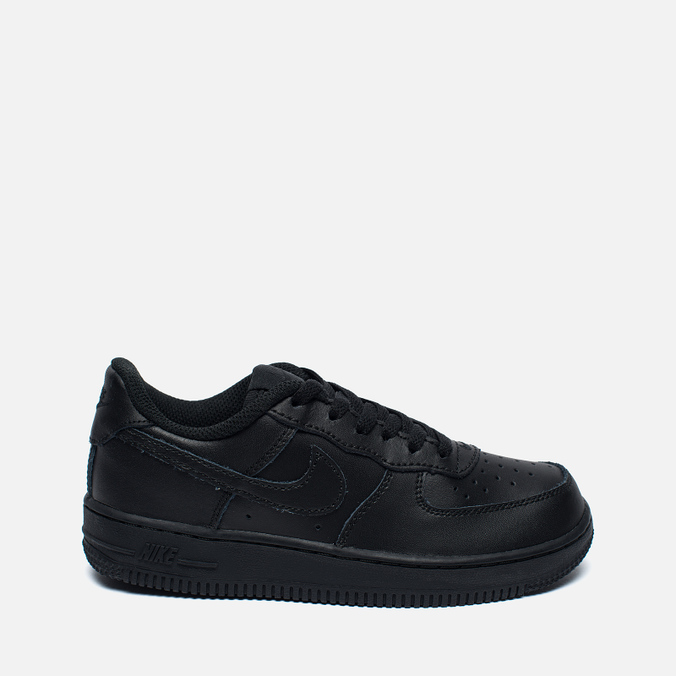 Детские кроссовки Nike Air Force 1 PS Black