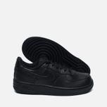 Детские кроссовки Nike Air Force 1 PS Black фото- 1
