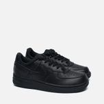 Детские кроссовки Nike Air Force 1 PS Black фото- 2
