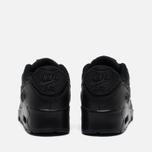 Детские кроссовки Nike Air Max 90 Mesh Black фото- 3