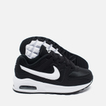 Nike Air Max Command Flex Children's Sneakers Black/White photo- 2