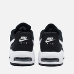 Nike Air Max Command Flex Children's Sneakers Black/White photo- 3