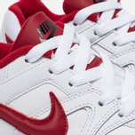 Детские кроссовки Nike Air Max Command Flex Leather White/Red фото- 3