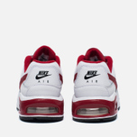 Детские кроссовки Nike Air Max Command Flex Leather White/Red фото- 5