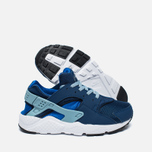 Детские кроссовки Nike Huarache Run PS Coastal Blue/Hyper Cobalt/White/Blue Grey фото- 2