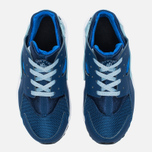 Детские кроссовки Nike Huarache Run PS Coastal Blue/Hyper Cobalt/White/Blue Grey фото- 4
