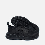 Детские кроссовки Nike Huarache Run Ultra PS Grey/Black фото- 1