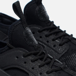 Детские кроссовки Nike Huarache Run Ultra PS Grey/Black фото- 3